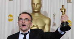 Danny Boyle at The Oscars 2009