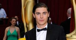 Zac Efron at The Oscars 2009