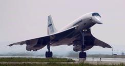 Concorde took it's final flight 2003