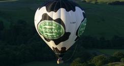 Tavistock balloon fiesta