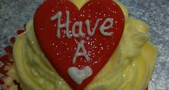 have a heart cakes