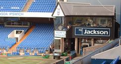 ITFC ground tunnel