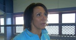 Dame Kelly Holmes in Wiltshire