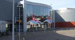 Gloucester Leisure centre