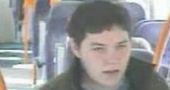 cctv immage from BTP