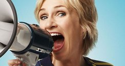 Glee's Sue Sylvester