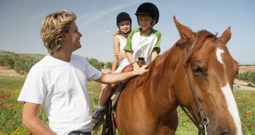 Family Horseriding