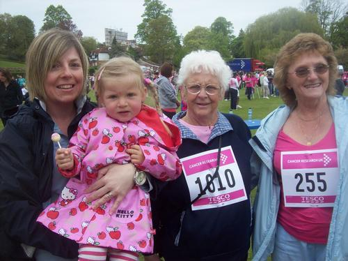 Race for Life 52