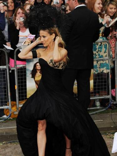 sex and the city premiere uk