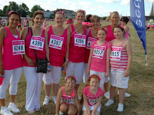 Race for Life: Blackheath