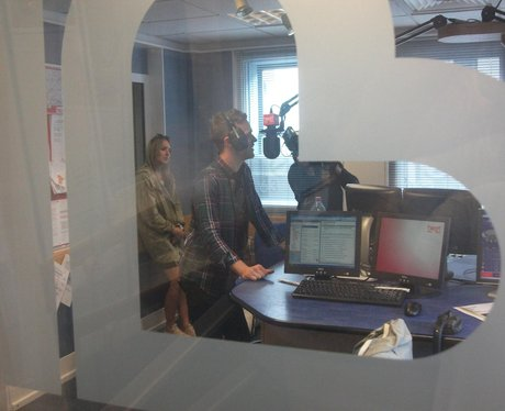 Olly Murs on Heart Breakfast