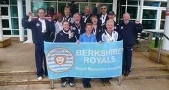 Royal Berkshire Hospital Transplant Games Team