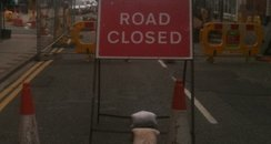 West Kirby Roadworks