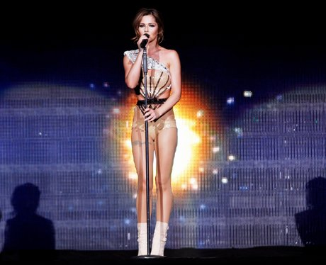 Cheryl a year in pictures