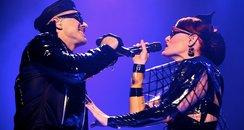 scissor sisters perform live