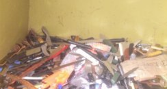 police open knife amnesty bins across Suffolk