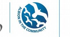 Albion Community Logo