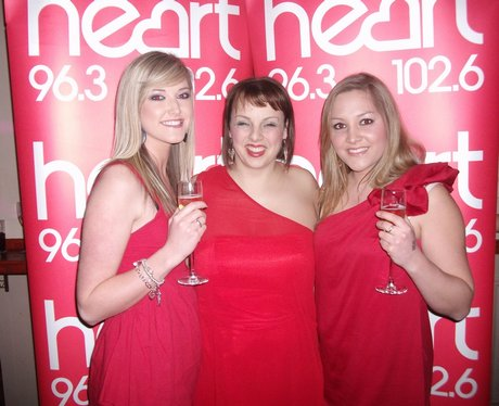 Su s Little Red Dress Party Pictures Heart
