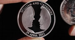 will and kate coin