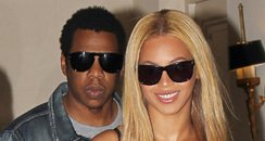 Jay Z and Beyonce are in Paris