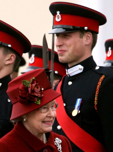 2011: Prince William