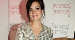 lily allen red carpet