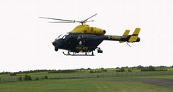 Cambridgeshire Police Helicopter
