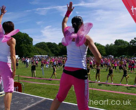 Race for Life - Reditch 24/7/11