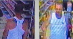 Assault CCTV Poundland Wisbech