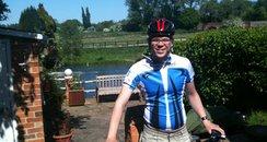 Matt Wilkinson cycling