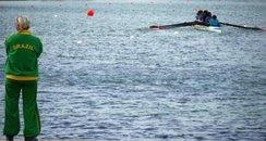 Eton Rowing Lake Olympics Brazil