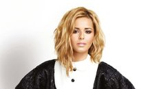 Cheryl Cole poses for InStyle.