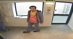 Post theft CCTV