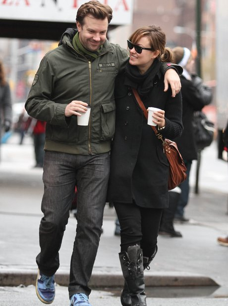 Olivia Wilde and Jason Sudeikis