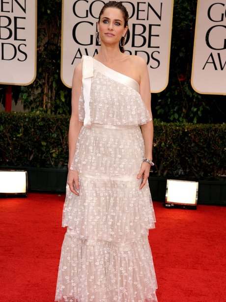 Amanda Peet Best Dressed Golden Globes