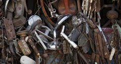 metal theft scrap yard