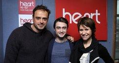 Daniel Radcliffe on London Breakfast Show