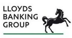 logo for lloyds banking group