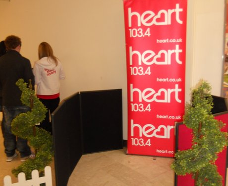 Heart's Valentine's Day Photobooth