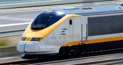 Eurostar Train March 2012
