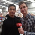 Louis Smith talks to Heart's Tom Horn