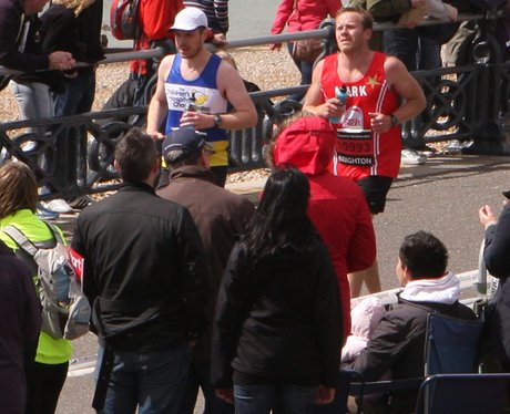 Brighton Marathon '12: Around The Course