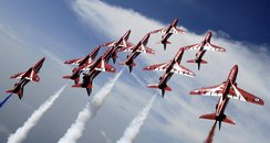 Red Arrows - RAFAT