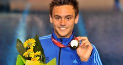 Olympic Diver Tom Daley was tweeted an abusive message