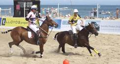 Beach polo, Sandbanks