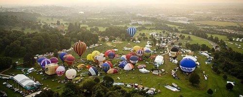 Heart & Bristol international Balloon Fiesta Frida