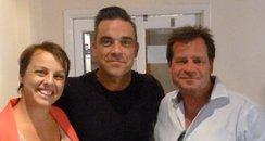 Martin, Su and Robbie