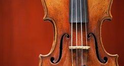 Stradivarius stolen in London found?