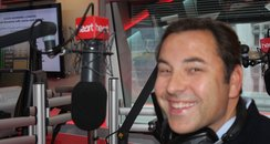 David Walliams On Heart Breakfast
