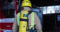 West Sussex Firefighter